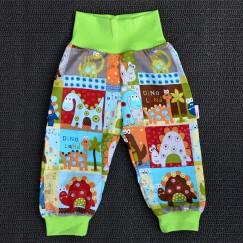 Plátěné kalhoty Dino Kvadros